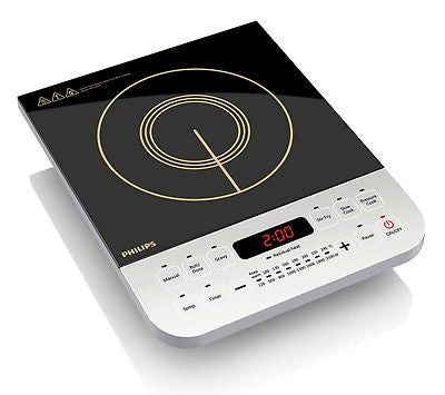 Philips Induction Cooker HD4928/00 2100-Watt for Daily Collection - GottaGo.in