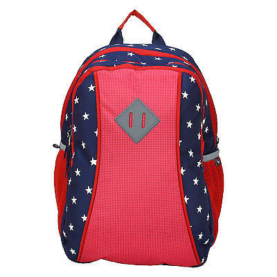Junior Pink Backpack / School Bag by President Bags - GottaGo.in