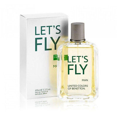 UCB Let's Fly EDT Perfume for Men 100 ml - GottaGo.in
