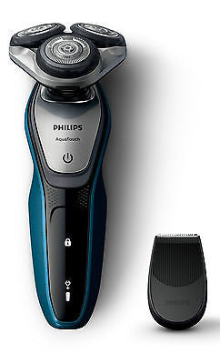 Philips S5420/06 5-way Movement Wet & Dry Shaver and Pop up Trimmer for Men - GottaGo.in