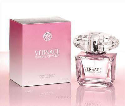 Versace Bright Crystal EDT Perfume for Women (90 ml x 2pcs.) - GottaGo.in
