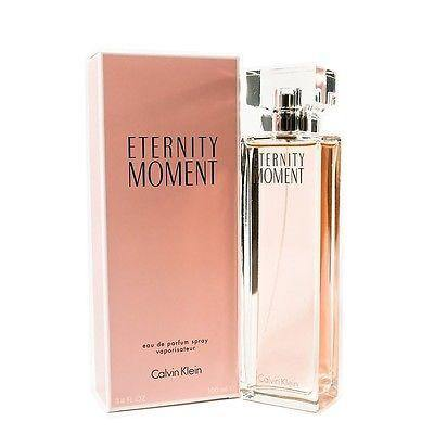 Ck Eternity Moment EDP Perfume by Calvin klein for Women (100 ml x 2) - GottaGo.in