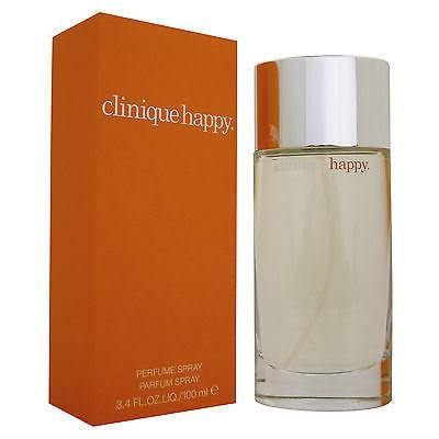 Clinique Happy Perfume for Women 100 ml - GottaGo.in