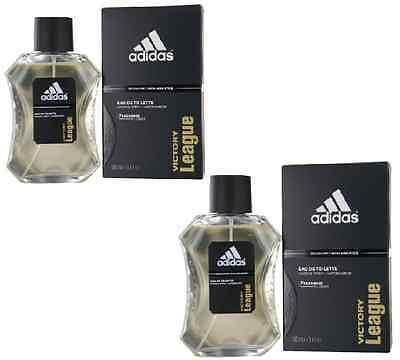 Adidas Victory League Set EDT Perfume for Men (100 ml x 2) - GottaGo.in