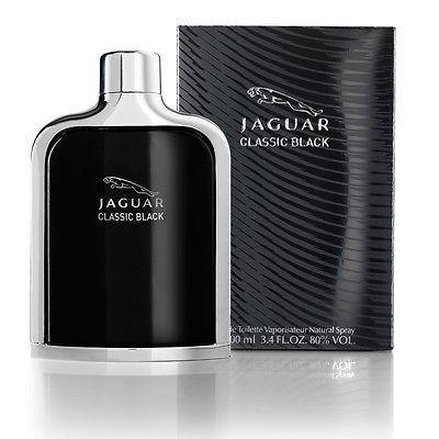 Jaguar Classic Black EDT Perfume for Men 100 ml - GottaGo.in