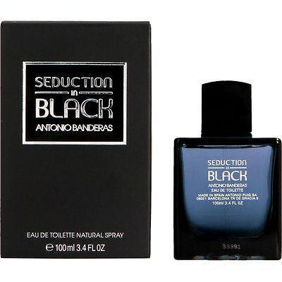 Antonio Banderas Black Seduction 100 ml EDT Perfume for Men - GottaGo.in