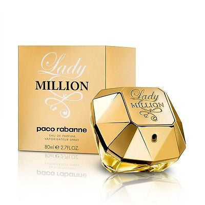 Paco Rabanne Lady Million EDP Perfume for Women 80 ml - GottaGo.in