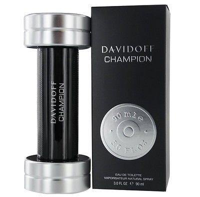 Davidoff Champion EDT Perfume for Men 90 ml - GottaGo.in