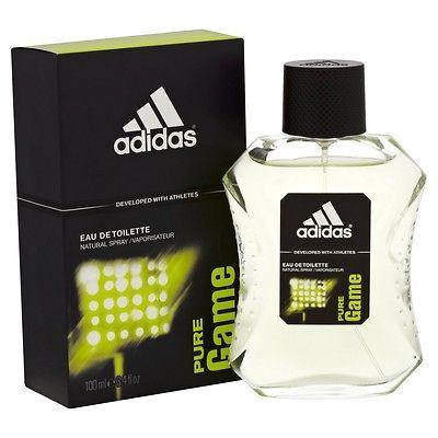 Adidas Pure Game EDT Perfume for Men 100 ml - GottaGo.in
