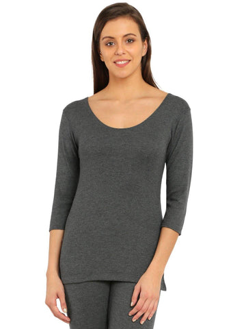 Jockey Women's Thermal 3/4th Sleeve Top #2503 - GottaGo.in