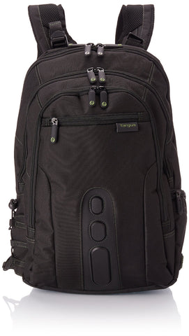 "Targus TBB013AP 15.6"" Spruce Ecosmart Backpack with 10+ Compartments + Eco slot - GottaGo.in"