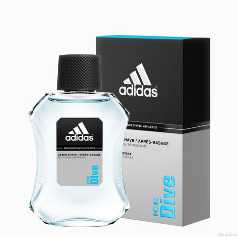 Adidas Ice Dive Revitalising After Shave 100 ml - GottaGo.in