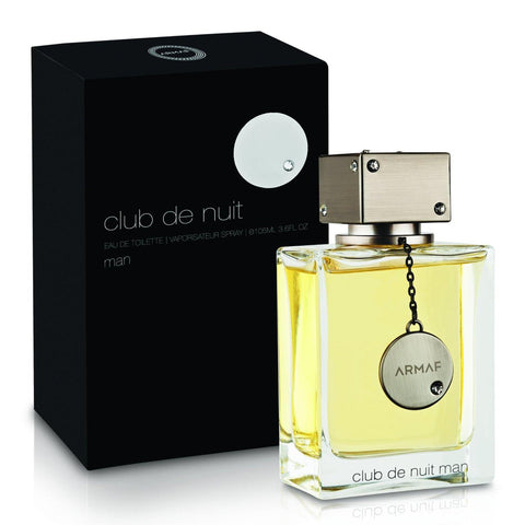 Armaf Club De Nuit EDT Perfume for Men 100 ml - GottaGo.in