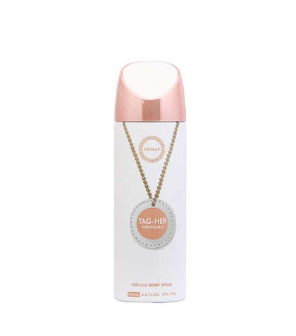 Armaf Tag Her Deodorant for Women 200ml - GottaGo.in