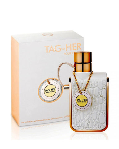 Armaf Tag Her EDP Perfume 100 ml - GottaGo.in
