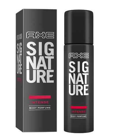 Axe Signature Intense Body Perfume for Men 122ml - GottaGo.in