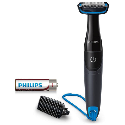 Philips BG1024/16 Body Groomer and Shower Cord for Men - GottaGo.in