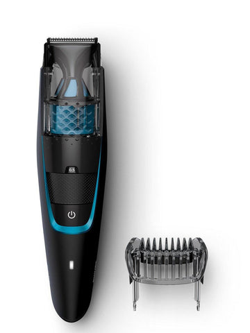Philips BT7206/15 Vacuum Beard Trimmer (Black) for Men - GottaGo.in