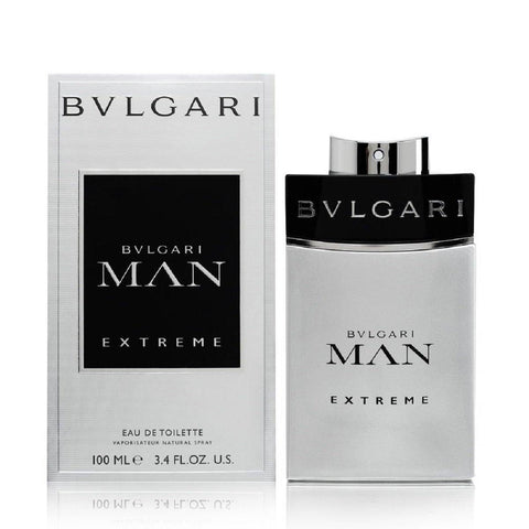 Bvlgari Man Extreme EDT Perfume for Men 100ml - GottaGo.in