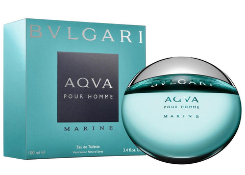 Bvlgari Aqva Marine EDT Perfume for Men 100ml - GottaGo.in
