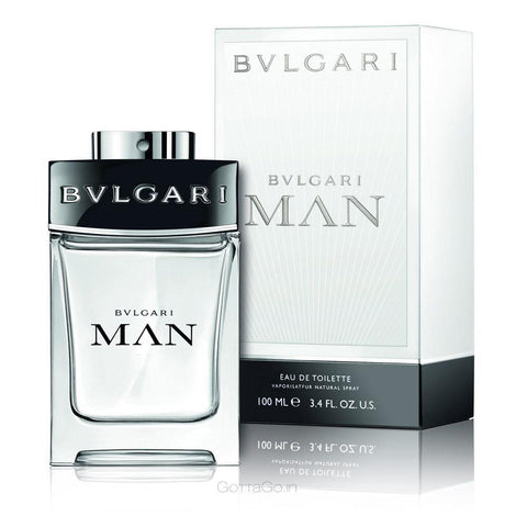 Bvlgari Man EDT Perfume for Men 100ml - GottaGo.in