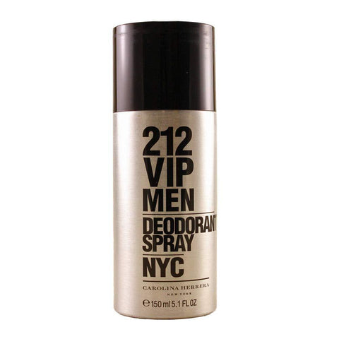 Carolina Herrera 212 VIP Deodorant for Men 150 ml - GottaGo.in