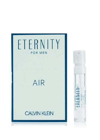 CK Eternity Air EDT Perfume Vial 1.2 ml for Men - GottaGo.in