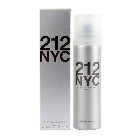 Carolina Herrera 212 Deodorant for Women 150 ml - GottaGo.in
