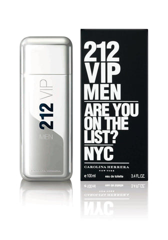 Carolina Herrera 212 VIP EDT Perfume Men 100ml - GottaGo.in