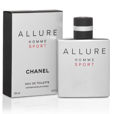 Chanel Allure Homme Sport EDT Perfume for Men 100ml - GottaGo.in