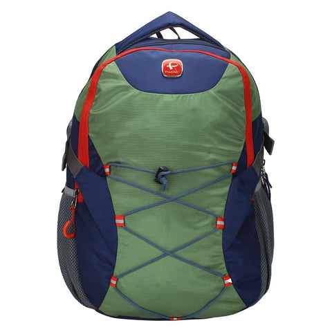 Choice Green Backpack / School Bag by President Bags