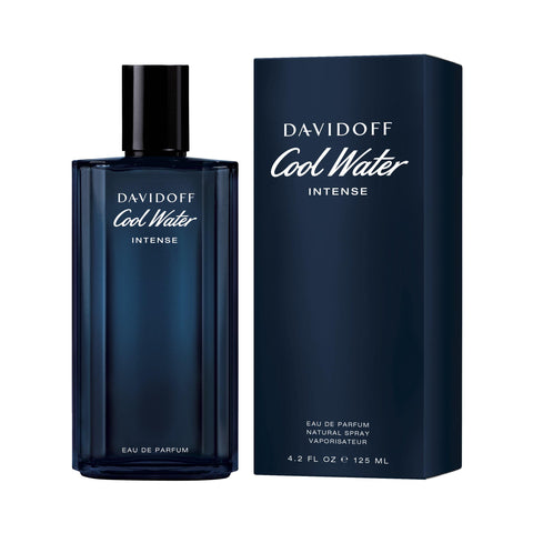 Davidoff Cool Water Intense Eau De Parfum for Men 125 ml - GottaGo.in