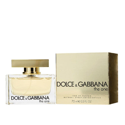 Dolce & Gabbana The One Eau De Parfum for Women 75ml - GottaGo.in