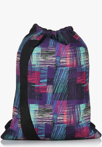 Drawstring Neo-Wine Backpack / School Bag by President Bags - GottaGo.in