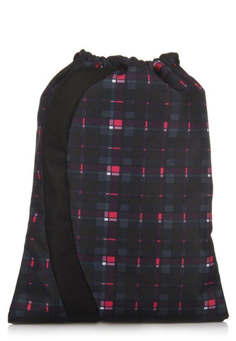 Drawstring Wine Backpack / School Bag by President Bags - GottaGo.in