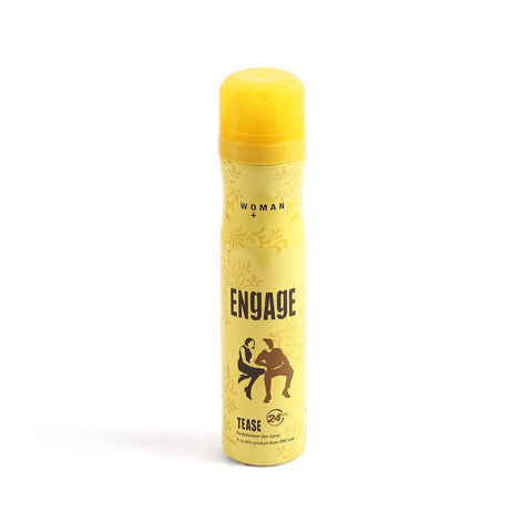 Engage Tease Deodorant Body Spray for Women 150ml - GottaGo.in