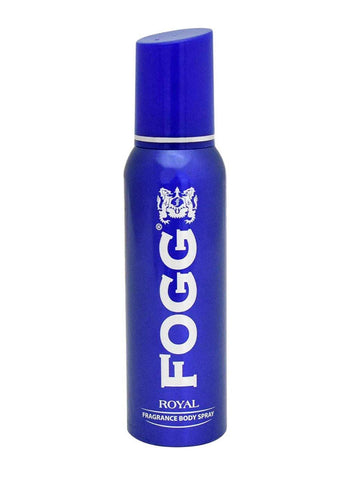 Fogg Royal Blue Deodorant for Men 120ml - GottaGo.in