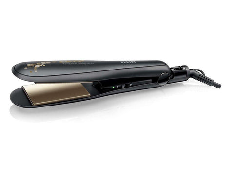 Philips HP8316/00 KeraShine Black Colour Hair Straightener for Women - GottaGo.in