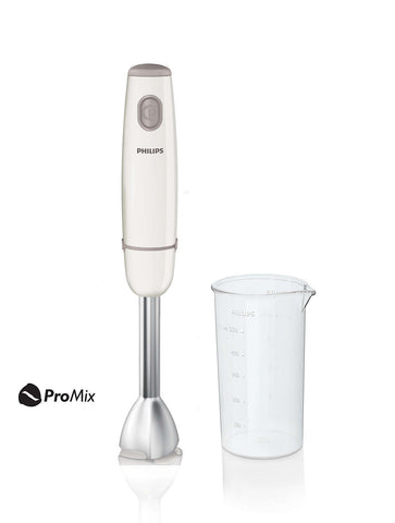 Philips HR1604 Daily Collection 550 watt Hand Blender (White) - GottaGo.in