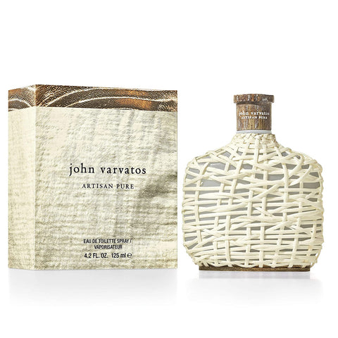 John Varvatos Artisan Pure EDT Perfume for Men 125 ml