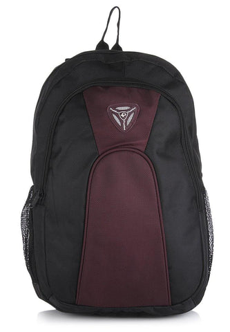 Casmo Wine Laptop Backpack by President Bags - GottaGo.in