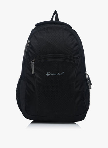 V Laptop Backpack by President Bags