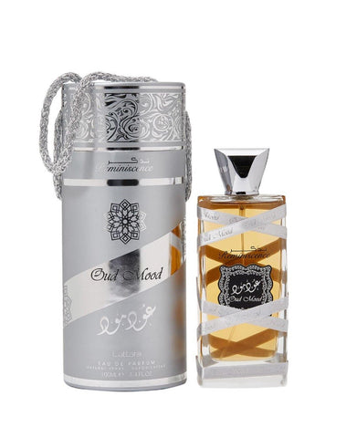 Lattafa Oud Mood Reminiscence EDP Perfume for Women & Men 100ml - GottaGo.in