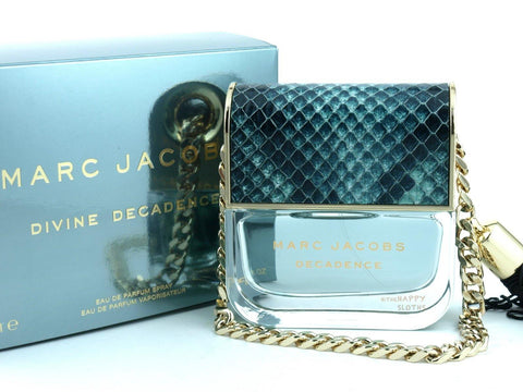Marc Jacobs Divine Decadence Eau De Parfum for Women 100 ml - GottaGo.in