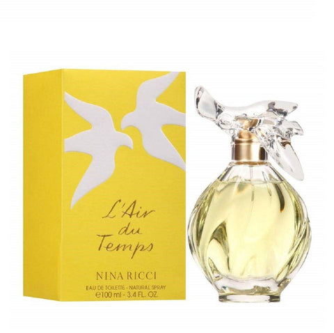 Nina Ricci L'Air Du Temps EDT Perfume for Women 100ml - GottaGo.in