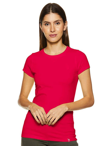 ONN Women's Cotton Round Neck T-Shirt - GottaGo.in
