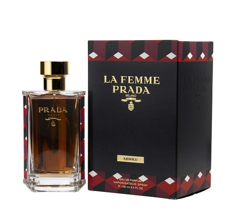 Prada La Femme Absolu EDP Perfume for Women 100 ml