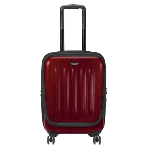 Targus TBR02902-70 38 Liters Laptop Trolley Bag with Transit 360 Spinner (Wine)