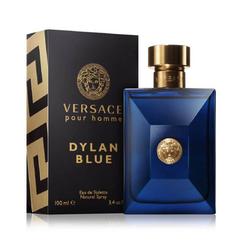 Versace Pour Homme Dylan Blue EDT Perfume for Men 100ml - GottaGo.in
