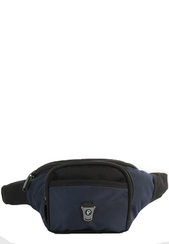 WP 01 Waist Pouch / Messenger Bag / Travel Accessory by President Bags